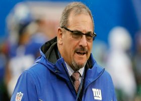 Rapoport: Giants are 'firmly considering' trade down from No. 11 pick