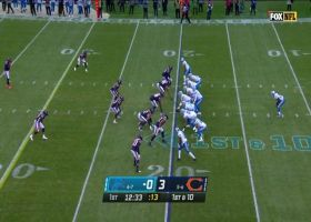 Stafford finds Sanu off play action for quick 21-yard pickup