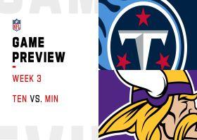 Titans vs. Vikings preview | Week 3