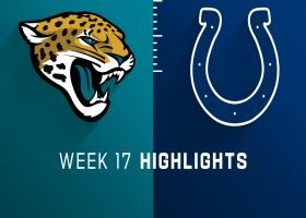 Jaguars vs. Colts highlights | Week 17