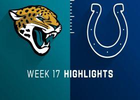 Jaguars vs. Colts highlights | Week 17