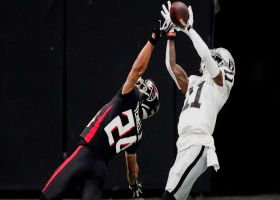 Can't-Miss Play: Ruggs III wins contested pass for stellar fourth-down grab