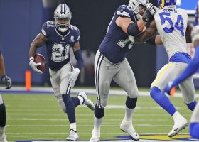 Warner: Cowboys' offensive issues from Week 1 start 'up front'