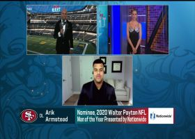 Arik Armstead discusses changes on 49ers' defensive coaching staff