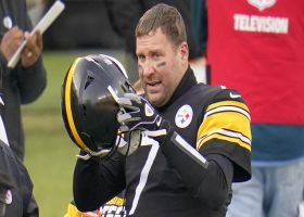 Kinkhabwala on Big Ben's contract: 'Don't expect a pay cut'