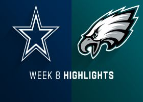 Cowboys vs. Eagles highlights | Week 8