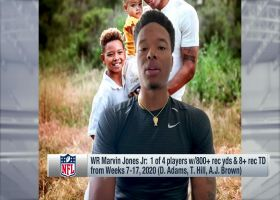 Marvin Jones discusses his decision making process during free agency