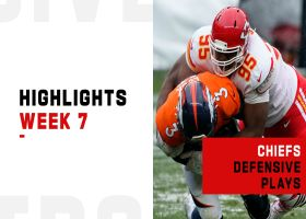 Chiefs' best defensive plays from dominant win | Week 7
