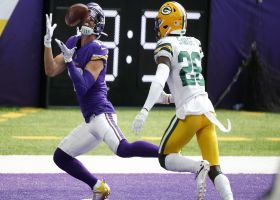 More than a Thielen! Cousins hits WR for 37-yard TD