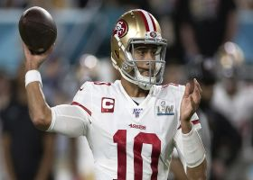 D.J.: Two things Jimmy G must improve to go from 'good' to 'great'