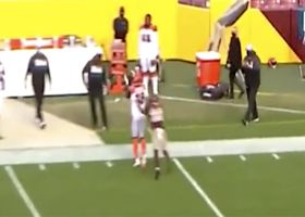 Toe-drag swag! A.J. Green's sideline snag is a work of art