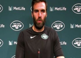 Joe Flacco after Jets' 0-9 start: 'We have to keep our heads up'