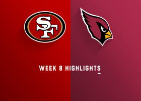 49ers vs. Cardinals highlights | Week 8