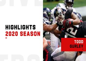 Every Falcons touchdown | 2020 season