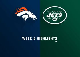 Broncos vs. Jets highlights | Week 5