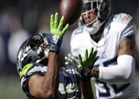 Russell Wilson dials long distance to Tyler Lockett for 51 yards