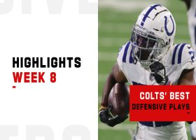 Colts' best defensive plays from strong win | Week 8