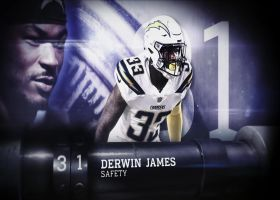'Top 100 Players of 2019': Los Angeles Chargers safety Derwin James | No. 31