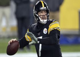 Sessler: 'I'm getting 2010 Brett Favre vibes' from Ben Roethlisberger