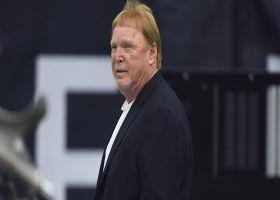 Mark Davis says he won't attend Las Vegas games if fans can't
