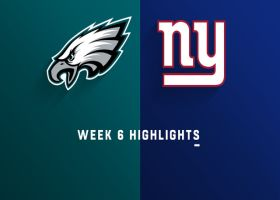 Eagles vs. Giants highlights | Week 6