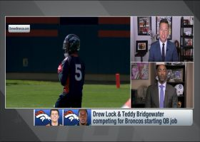 Palmer: Broncos' QB competition will take 'multiple' preseason games before decision
