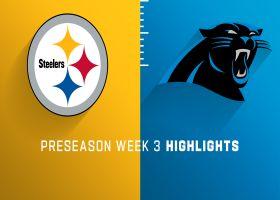 Steelers vs. Panthers highlights | Preseason Week 3