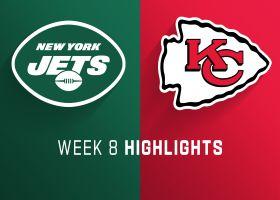 Jets vs. Chiefs highlights | Week 8