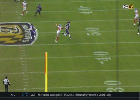Ravens defense holds strong against Giants fourth-down conversion attempt