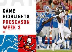 Lions vs. Buccaneers highlights | Preseason Week 3