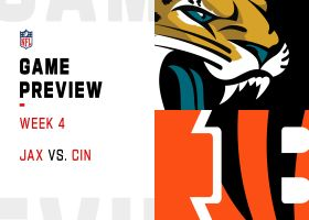 Jaguars vs. Bengals preview | Week 4