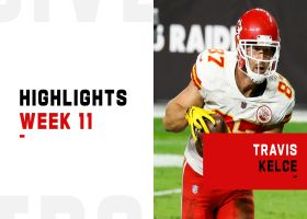 Travis Kelce's top plays vs. Raiders | Week 11