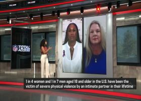 Sabrina Greenlee on surviving domestic violence, healing with son DeAndre Hopkins