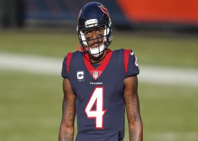 Rapoport, Pelissero: Panthers not expected to pursue trade for Deshaun Watson