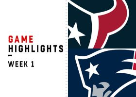 Texans vs. Patriots highlights | Week 1