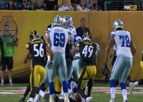 Cassius Marsh is relentless on third-down strip-sack