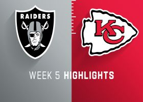 Raiders vs. Chiefs highlights | Week 5