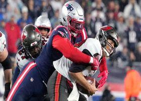 Matt Judon wins off the edge to sack Tom Brady for big loss