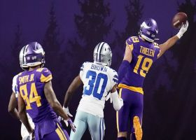 Can't-Miss Play: Thielen submits bid for one-hand TD catch of the year