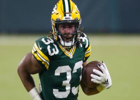 Terrell Davis finds perfect fit for Aaron Jones in free agency