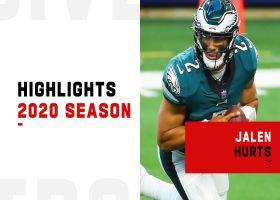 Jalen Hurts highlights | 2020 season