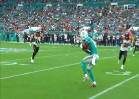 Fitzpatrick finds Allen Hurns down the sideline for 27-yard gain