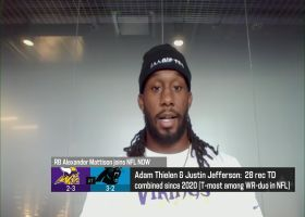 Alexander Mattison weighs in on magnitude of Vikings' comeback win vs. Lions