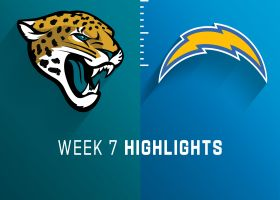Jaguars vs. Chargers highlights | Week 7