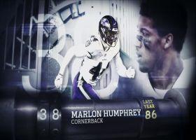 'Top 100 Players of 2021': Marlon Humphrey | No. 38