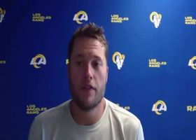 Stafford discusses challenges learning Rams' 'complex offense'