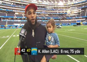 Keenan Allen: Mike Williams and I 'absolutely' are best WR duo in NFL right now