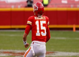 Patrick Mahomes becomes fastest to 100 career TD passes