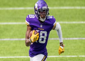 Frelund predicts top rookie RB, WR in fantasy for Week 8