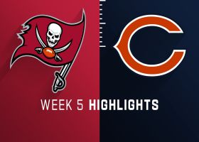 Buccaneers vs. Bears highlights | Week 5